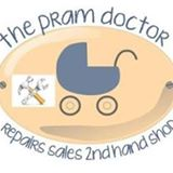 the pram doctor logo