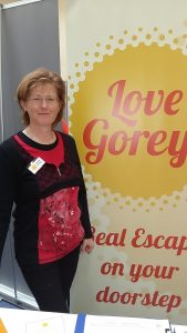 Deirdre O'Flynn, new PR Co-Ordinator with LoveGorey.ie
