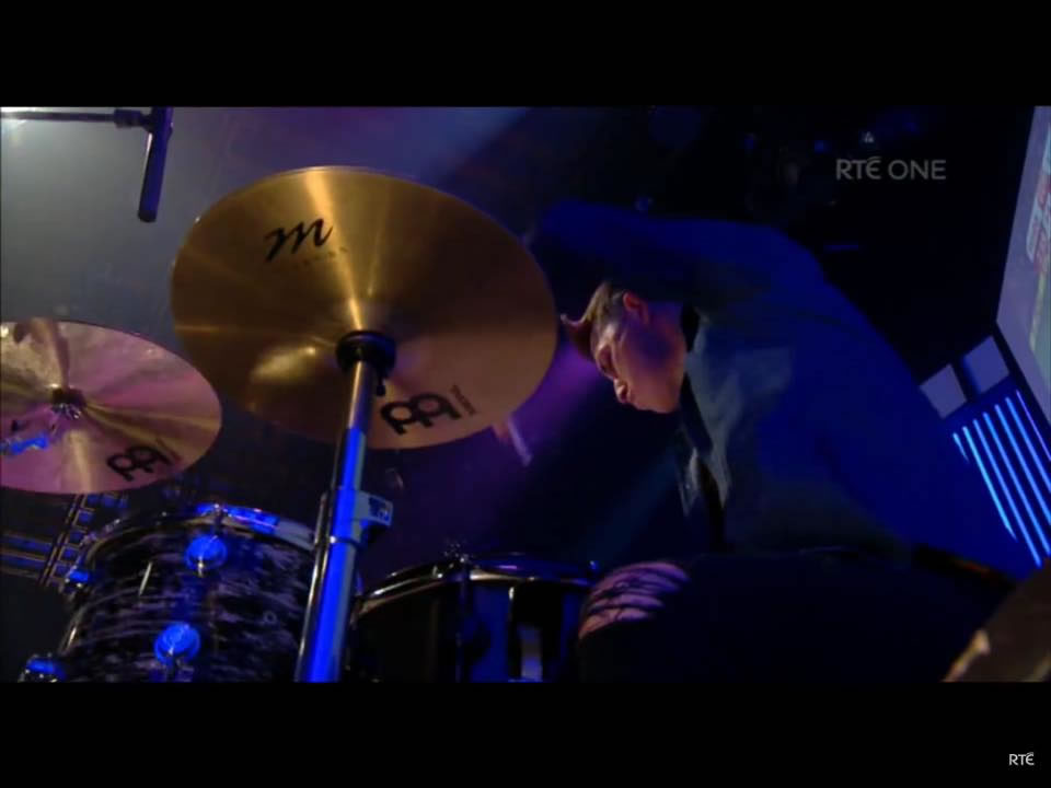 How drumming therapy helps Conor beat anxiety