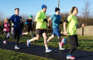 parkrun a runaway success!