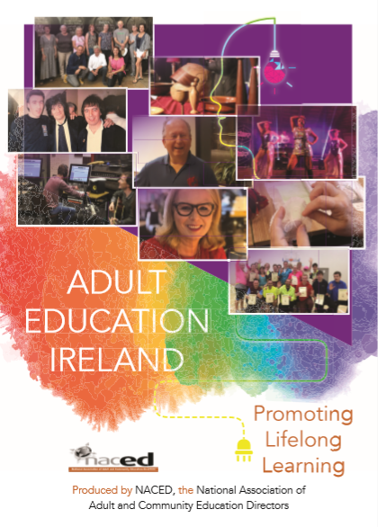 NACED booklet on lifelong learning